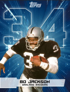 Bo Jackson Limited Huddle
