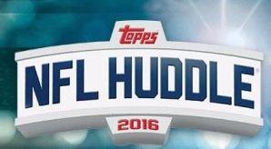 Topps Huddle logo