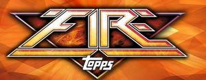 Topps Fire logo