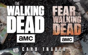 Walking Dead Card Trader Banner