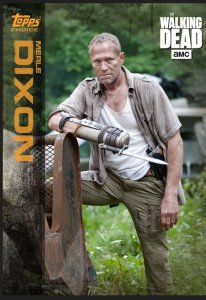 Walking Dead Card Trader Merle Dixon