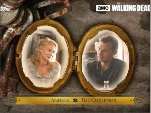 Walking Dead Card Trader Smitten