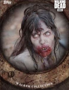 Walking Dead Card Trader Walker Collection