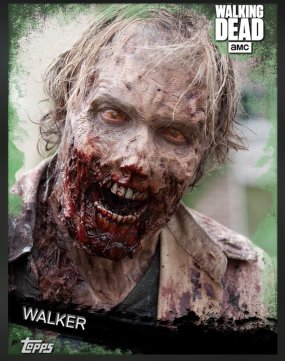 Walking Dead Card Trader Walker