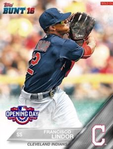 2016 Bunt Opening Day