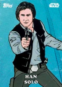 2016-Topps-Star-Wars-Card-Trader-Classic-Art-Han-Solo-1