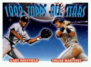 Bunt 1992 all star dual