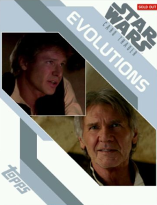 Star Wars Card Trader Evolutions