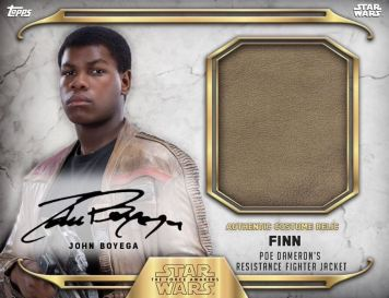 Star Wars Card Trader Signature Relic