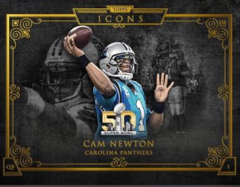 topps-huddle-super-bowl-cam-newton