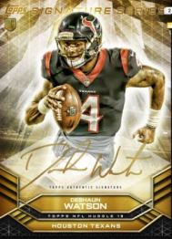 2018 Huddle signature series gold